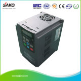 Profesional variable trifásico del inversor del mecanismo impulsor de la frecuencia de la entrada de información 2.2kw 3HP VFD de Sako 230V para el control de velocidad del motor