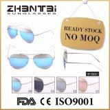 Óculos de sol espelhados da forma estoque pronto unisex conservado em estoque pronto (HFX0001)