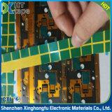 型抜きの単一の側面の付着力の耐熱性テープ
