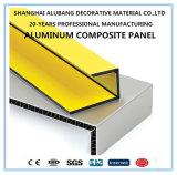 장식적인 물자 알루미늄 합성 위원회 (ALB-080)