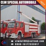 L'eau camion de pompiers de mousse haute Jet camion de pompiers de l'extincteur