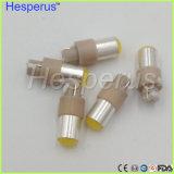 Lampadina ottica dentale di Handpiece della fibra Sirona compatibile Handpiece Hesperus