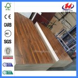 Pelle di legno personalizzata del portello della melammina di HDF/MDF (JHK-MD09)