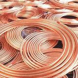 T2-kupfernes Rohr für Elektrizitäts-Industrien