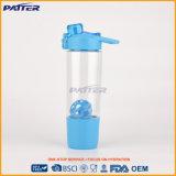 176g освобождают пластичную бутылку питьевой воды Joyshaker