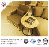 Meubles modernes de chambre à coucher d'hôtel avec le fauteuil en bois (YB-S-16)