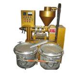 Kleinste automatische kombinierte Ölmühle-Erdnuss-Öl-Extraktionmaschine