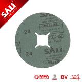 Polijsten 0.8mm van het Metaal van Sali van de Vervaardiging van China de Schijf van de Vezel van het Oxyde van het Aluminium