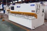 máquina que pela del CNC de la viga hidráulica del oscilación de 4/3200m m Estun E21s
