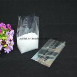 Materielles seitliches Stützblech-transparente Plastiktasche des Nahrungsmittelgrad-OPP