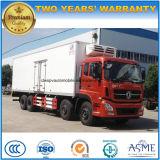 頑丈なDongfengの8X4によって冷やされている貨物自動車のトラック30トンの