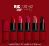 남한 Bbia 10 색깔 광택이 없는 립스틱 관 방수 립스틱
