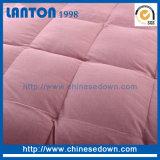 Duvet lussuoso del Comforter della trapunta del poliestere di estate o di inverno del rifornimento dell'hotel