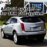 Коробка навигации GPS Android 4.4 для коробки Waze Youtube поверхности стыка системы сигнала Cadillac Srx видео-