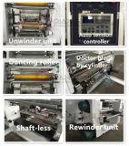 高品質のプラスチックフィルムのアルミホイルのグラビア印刷の印字機