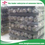 textile de papier d'agriculture d'emballage du tube 3inch faisant le tissu de Nonwoven du matériau pp