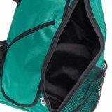 La stuoia di yoga di Pilates di sport di ginnastica di modo trasporta il sacchetto dello zaino dell'imbracatura