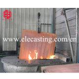 Machine de bâti verticale de cuivre de Rod/Rod de cuivre faisant la centrale