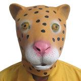Horror Signstek Máscara de Cabeza de caballo Scary Halloween Cosplay Traje de fiesta