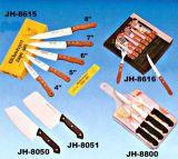 Lama della maniglia della bachelite -- JH-8615, JH-8616, JH-8051, JH-8800