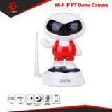 rote glückliche Wanne der Katze-1080P drahtlose IP-Kamera vom CCTV-Kamera-Lieferanten