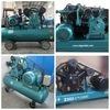 China Professional compresor de pistón accionado por correa