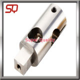 Parte di giro di CNC di precisione con buona qualità, pezzi meccanici del tornio