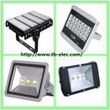 Hi-Power 30W-500W 2700K-6500K Outdoor MW pilote lumière LED de projecteur