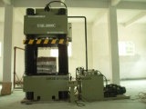 Polvo de cerámica de Paktat Ysk-3000c que condensa la máquina de la prensa hidráulica