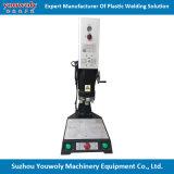 Máquina ultrasónica del soldador para las cubiertas del aspirador