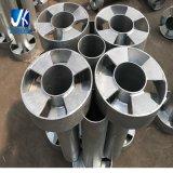 Borne estrutural de aço do protetor da solda da fabricação