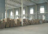 조립식 집을%s H 광속을%s 가진 용접된 강철 구조물 똑바른 계단