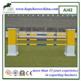 Prodotto del cavallo per il salto di alluminio di esposizione
