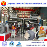プラスチックマルチ層の機械を作る堅いコアSpc床板