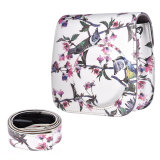 Fujifilm Instax Mini 8 сумка для фотокамер случае PU чехол для фотокамеры мешки с помощью планки для Fujifilm Instax Mini 8+/8s/8/9 мгновенного камер