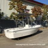 Fabricantes do barco de pesca da fibra de vidro do barco do Panga da fibra de vidro de Liya 5.0m