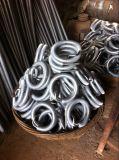 Wärmetauscher-Gefäß-/Kohlenstoffstahl-Gefäß-Aluminiumflosse/kupfernes Gefäß-Aluminium-Flosse