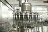 La alta tecnología de llenado de jugo de manzana maquinaria tapado con CE