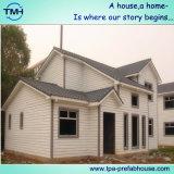 工場価格の鉄骨フレームの別荘の家