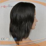 De gama alta de cabello peluca Handtied brasileña completo (PPG-L-0104)