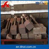 Peça fazendo à máquina do Loco das peças da precisão do aço inoxidável