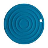 Silikon-Gummi-füllt heißer Potenziometer-Halter Tisch-Matte für Küche auf