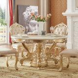 Speisetisch mit Sofa-Stuhl für Esszimmer-Möbel (680)