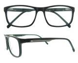 Les lunettes dernier cri les plus neuves de bâti optique d'acétate de lunetterie de modèle neuf