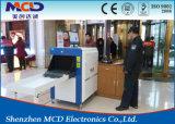 La última de rayos X de alta calidad de equipaje al Aeropuerto Metro/Escáner la comprobación de seguridad de la máquina de escáner de rayos X.