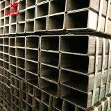 Труба квадратной трубы квадрата пробки трубы 75X75 утюга стальная квадратная