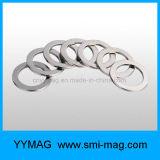Ímã da forma do anel de NdFeB do Neodymium da alta qualidade