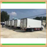 Le camion de Dongfeng a monté la cargaison frigorifiée par cadre frigorifiée Van d'élément