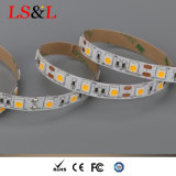 5050 Ledstrip 빛 60LEDs/M, 14.4W, 방수 5m/Roll