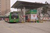 Hoog-nauwkeurigheid Veilige Mobiele CNG die Post voor Verkoop van brandstof voorzien